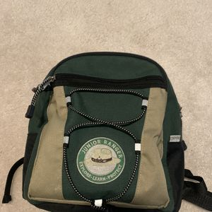Junior Ranger National Parks Kids backpack- in EUC!! for Sale in Vancouver, WA