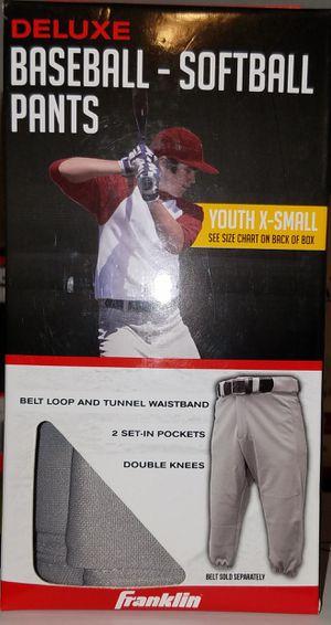 Franklin baseball/softball pants for Sale in Sanger, CA