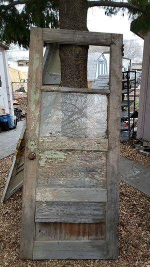 Salvaged antique wooden doors for Sale in West Richland, WA