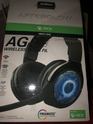 AG9+ Wireless Headphones Xbox One/ Ps4 for Sale in Peoria, AZ