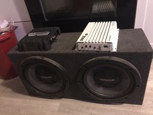 Subs for Sale in Tacoma, WA