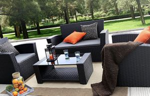 Outdoor patio furniture for Sale in Calimesa, CA