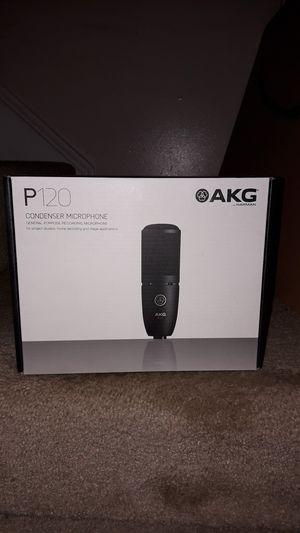 Condenser Microphone P120 AKG for Sale in Ashburn, VA