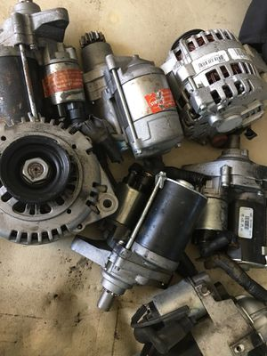 Starters and alternators(ask if you don't see the part you need) for Sale in Orlando, FL