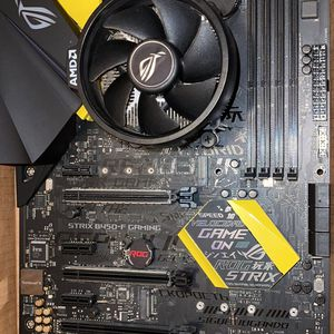 Motherboard And Processor for Sale in Chandler, AZ