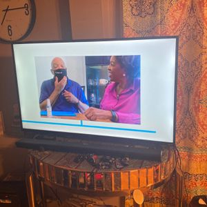 TCL Roku 50inch TV for Sale in Baltimore, MD