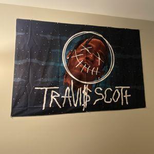 Travis Scott Tapestry for Sale in Virginia Beach, VA