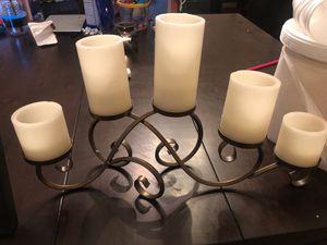 Rustic candelabra for Sale in Philadelphia, PA
