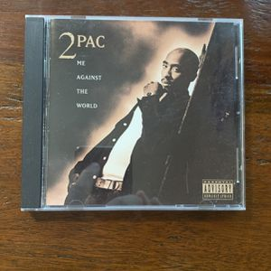 Me Against The World Tupac for Sale in Irving, TX