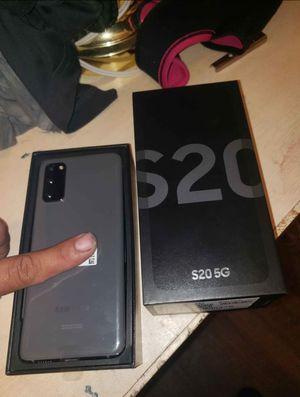 Samsung S20 for Sale in Baton Rouge, LA