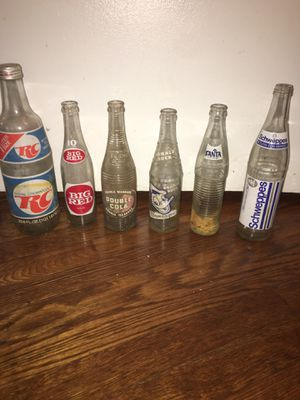 Collectible antique bottles for Sale in Taylors, SC