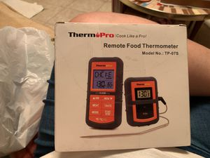 Therm Pro. Cook like a Pro for Sale in Jodie, WV