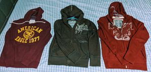 $20 HOODIES (Hollister & American Eagle) for Sale in Silver Spring, MD