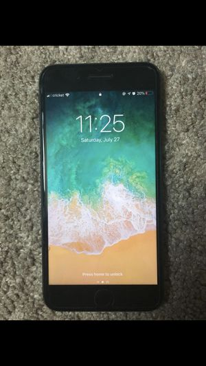 iPhone 8 Plus unlocked ready to activate for Sale in Valley View, OH