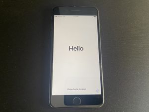 iPhone 8 Plus Space Gray 64 GB Unlocked for Sale in Portland, OR