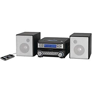 GPX HC221B Compact CD Player Stereo Home Music System with AM/ FM Tuner for Sale in La Mesa, CA