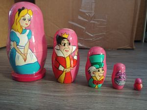 Nesting dolls for Sale in Tacoma, WA