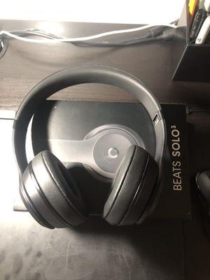 BEATS SOLO 3 Wireless by dr. Dre for Sale in Arlington, VA
