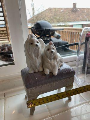 Lladro figurine of Maltese Dogs for Sale in Everett, WA