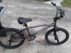 """Sims Torch BMX bike with 20"""" tires, 3 piece crankset, barely used. for Sale in Wesley Chapel, FL"""