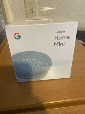 Google home mini! Brand new! for Sale in Pico Rivera, CA