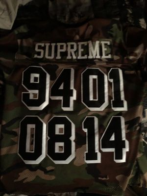 Supreme jersey ! for Sale in Washington, DC