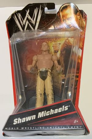 WWE Shawn Michaels 2010 Mattel Action Figure for Sale in Molalla, OR