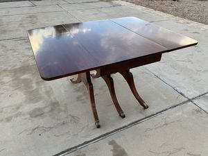 Antique dining table for Sale in Scottsdale, AZ