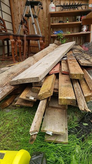 Free scrap wood for Sale in West Linn, OR