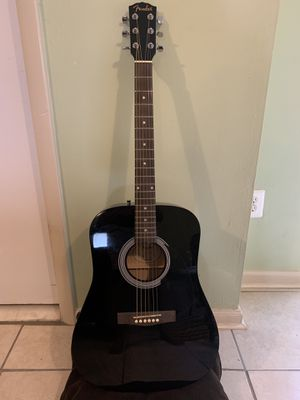 Fender Acoustic Guitar for Sale in Washington, DC