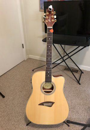 Kona Acoustic Guitar for Sale in Mount Carmel, IL