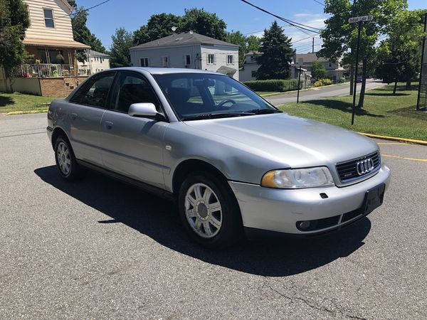 2000 Audi A4 Quattro 86k Miles !! for Sale in Little Ferry ...