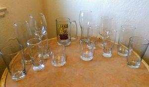 Beer glasses for Sale in Fresno, CA