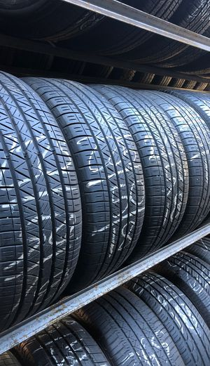 SET OF TIRES 225/50R18 for Sale in Queens, NY