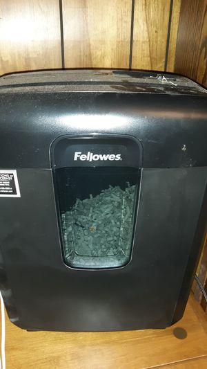Fellowes paper shredder for Sale in Port Arthur, TX