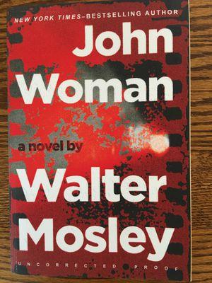 """New """"JOHN WOMAN: A NOVEL"""" for Sale in Harrisonburg, VA"""