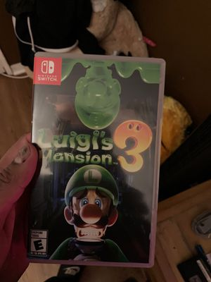 Luigis mansion 3 for Sale in Tustin, CA