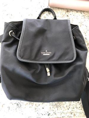 Nylon Kate Spade Backpack for Sale in Washington, PA