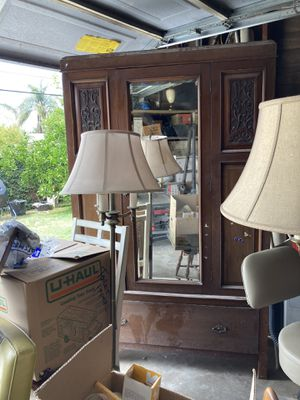 Antique Armoire for Sale in Claremont, CA