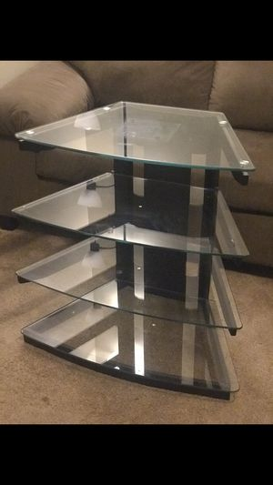 4 Tier TV Entertainment Stand for Sale in Columbia, SC