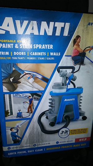 Paint and stain sprayer for Sale in Sanger, CA