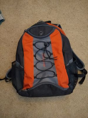 Backpack with Laptop carrier slot for Sale in Lombard, IL