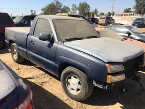 2005 Chevrolet Silverado For Parts ONLY!! for Sale in Fresno, CA