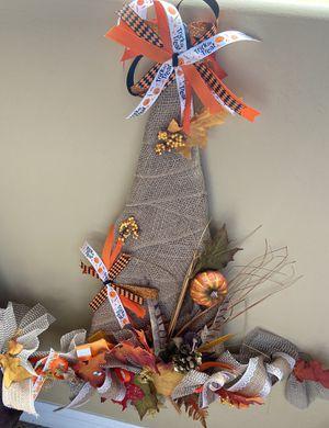 Scarecrow Door Wreath for Sale in Queen Creek, AZ