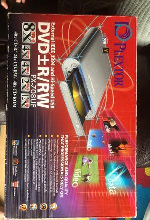 Plextor DVD Media Burner for Sale in Oldsmar, FL