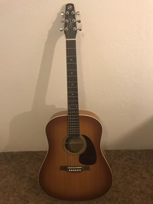 Seagull Entourage Rustic QI Acoustic Guitar for Sale in Portland, OR