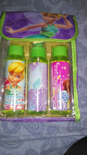 New Tinkerbell bath set for Sale in Austin, TX