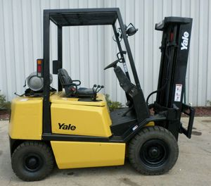Yale forklift (2003) 5k capacity lpg for Sale in Elgin, IL