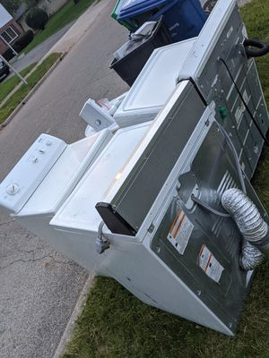 Free washer dryers for Sale in Columbus, OH