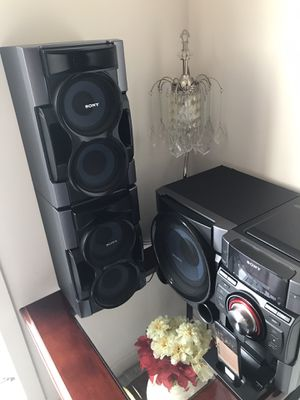 Sony Stero like new for Sale in Gaithersburg, MD
